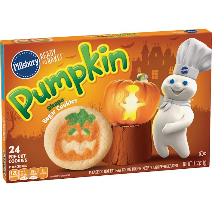 <p>Our favorite kind of cookie for literally every season. </p>
