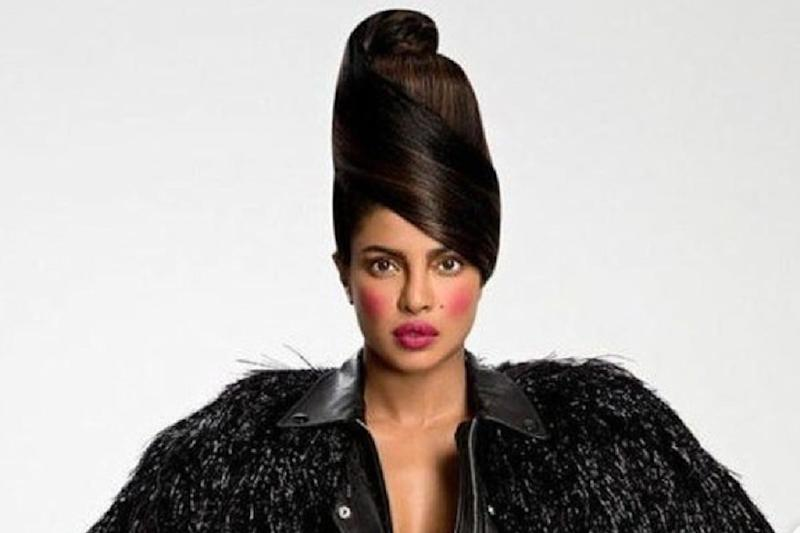 Priyanka Chopra Looks Sizzling In Throwback Pictures From Magazine Photoshoot