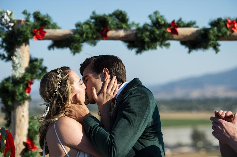 <p><strong>A California Christmas</strong> is getting a sequel with returning real-life husband and wife duo Josh and Lauren Swickard. A whole year has passed since Joseph and Callie tied the knot, and just as they're settling into their new life on the ranch, Joseph is needed back in the city, putting their marriage on thin ice. </p> <p><strong>When it's available:</strong> Dec. 16</p>