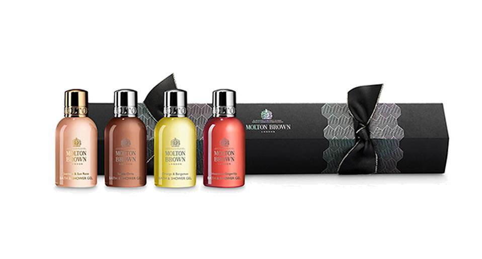 Molton Brown Floral & Citrus Christmas Cracker Bodycare Gift Set