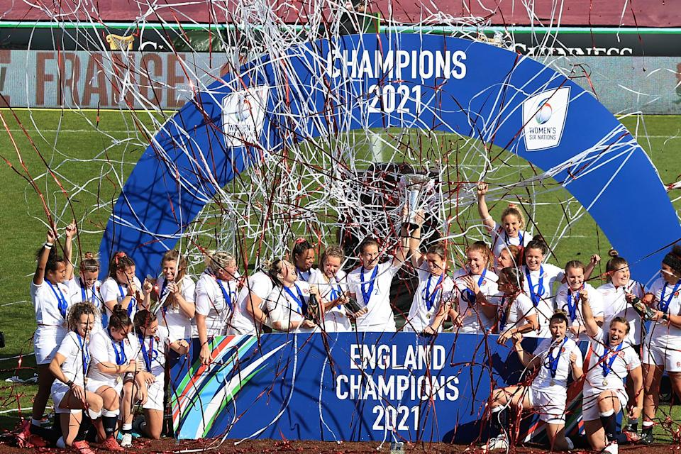 <p>More glory for England</p> (Getty Images)