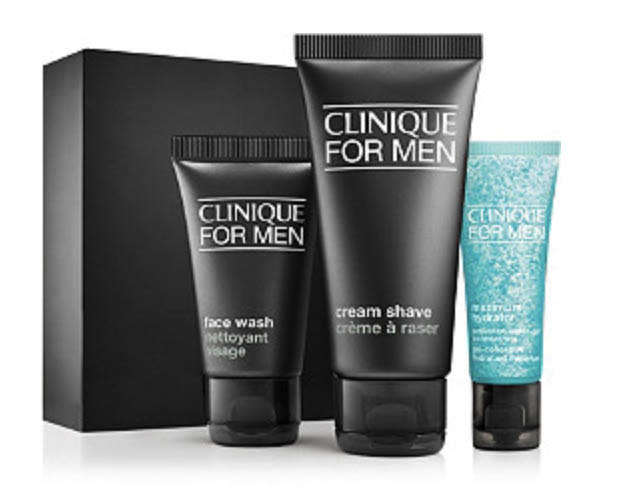 best fathers day gifts, clinique for men starter kit, best fathers day gifts