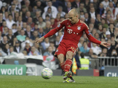 Robben, who turned 34 in January, is out of contract at Bayern at the end of the season, along with fellow winger Franck Ribery, but has no immediate plans to retire.