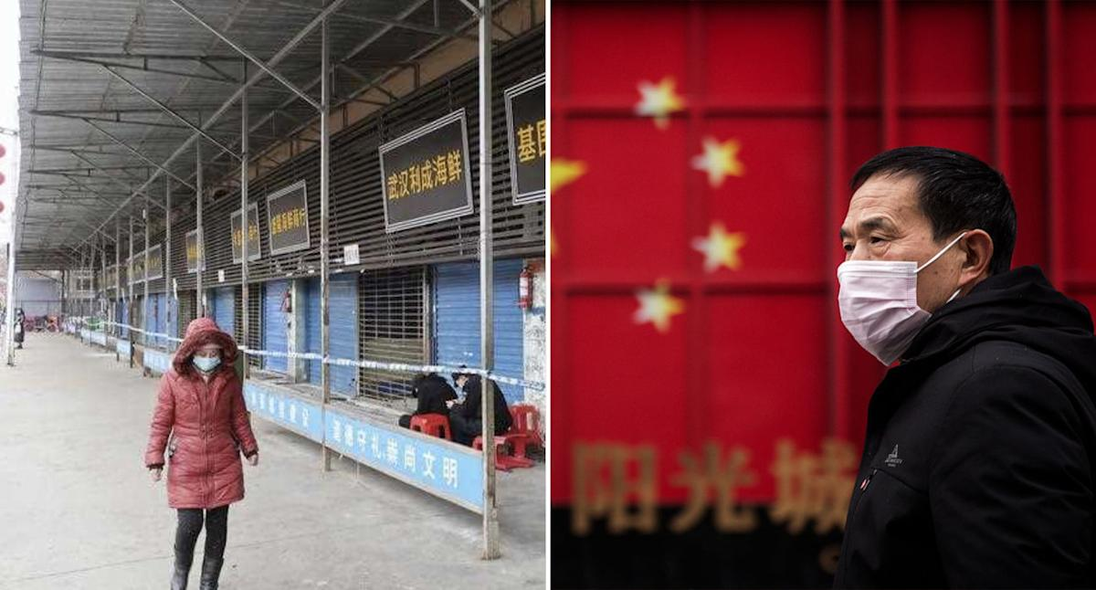 Bizarre Covid origin theory 'being peddled by pro-Chinese accounts online'