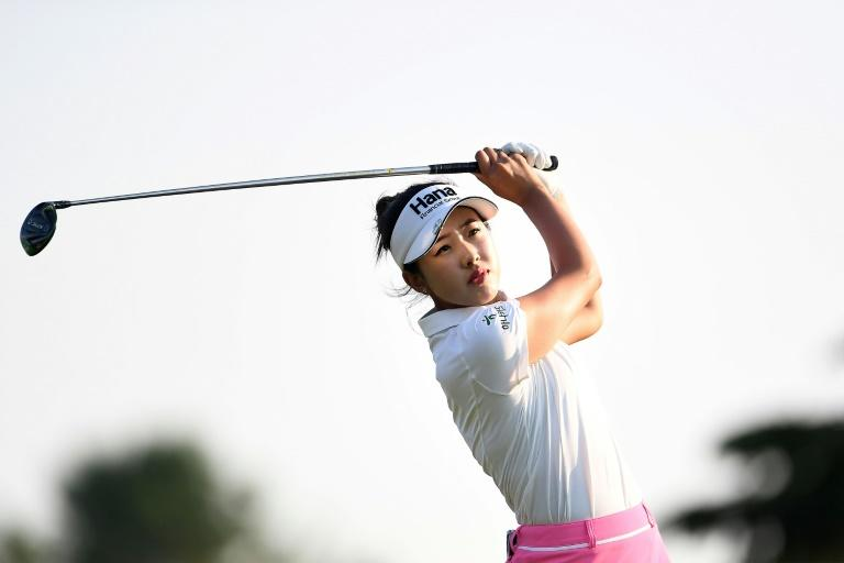 Liu's personal best gives her LPGA Classic lead