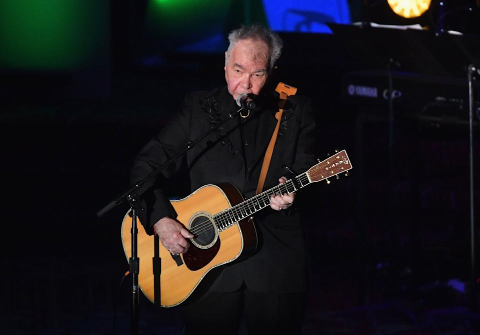 <strong>John Prine (1946 - 2020)<br /><br /></strong>The folk music legend died at the age of 73, from complications relating to Covid-19.