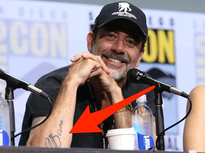 Jeffrey Dean Morgan.