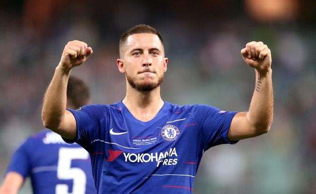 Eden Hazard was a Chelsea favourite before his big-money move to Spain