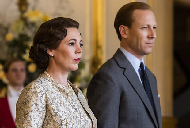 The Crown season 3 release date announced