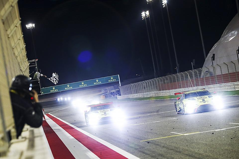 Conway, Kobayashi, Lopez clinch title with Bahrain win