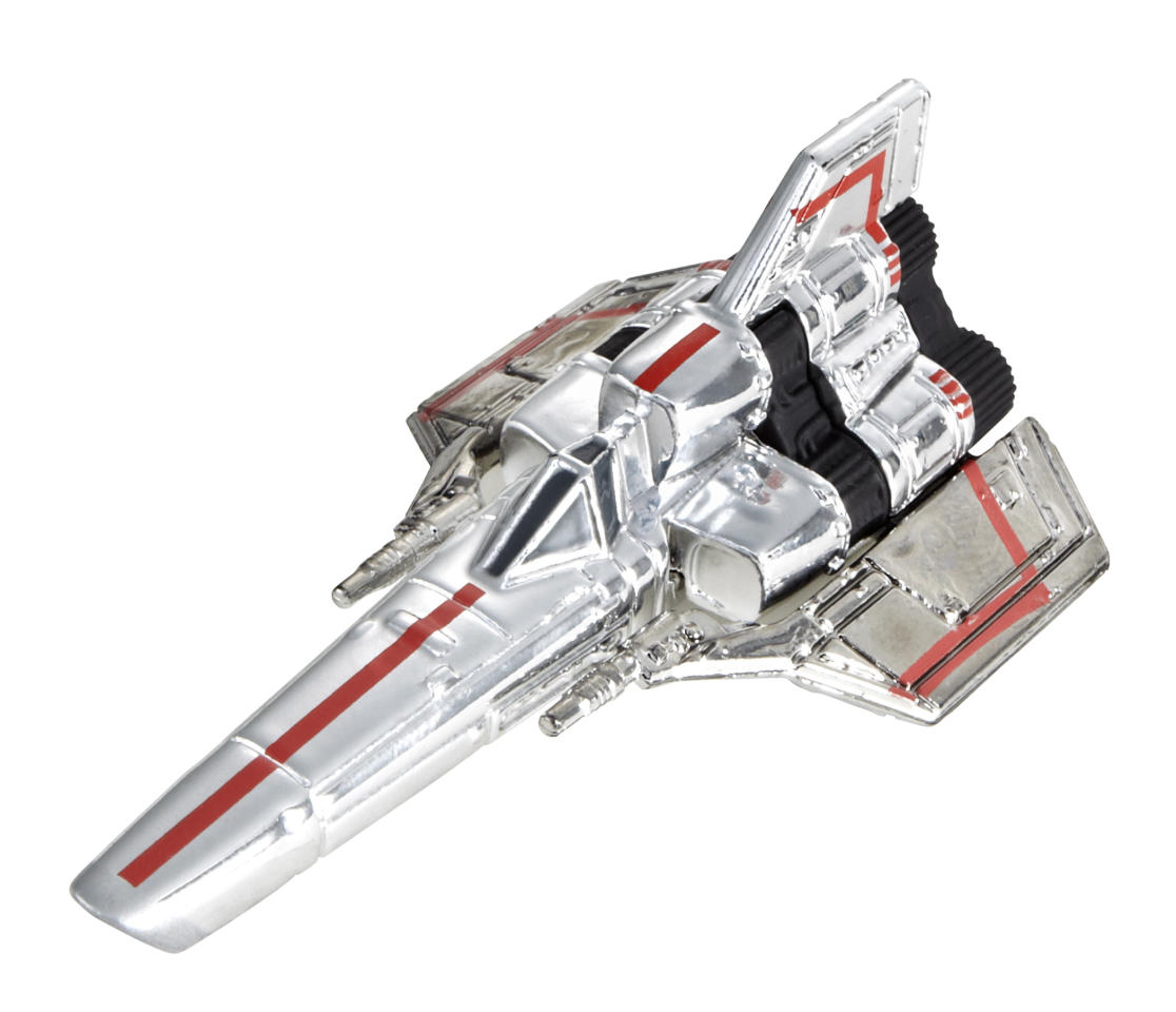 <b>Hot Wheels Battlestar Galactica Colonial Viper</b><br />Mattel