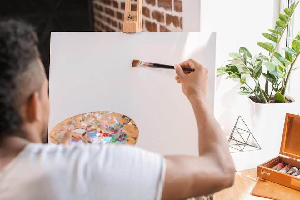 "If you haven't reached a point of feeling accomplished in your creative endeavors by the time you reach your 40s, <a href=""https://bestlifeonline.com/science-says-this-is-the-age-when-creativity-hits-its-peak/?utm_source=yahoo-news&utm_medium=feed&utm_campaign=yahoo-feed"" rel=""nofollow noopener"" target=""_blank"" data-ylk=""slk:that doesn't mean you never will"" class=""link rapid-noclick-resp"">that doesn't mean you never will</a>. In fact, a 2019 study published in the journal <a href=""https://link.springer.com/article/10.1007%2Fs10645-019-09339-9"" rel=""nofollow noopener"" target=""_blank"" data-ylk=""slk:De Economist"" class=""link rapid-noclick-resp""><em>De Economist</em></a> found that creativity can peak in your mid-50s. Late bloomers are a real thing! Case in point: <strong>Martha Stewart</strong>, <strong>Octavia Spencer</strong>, <strong>Ricky Gervais</strong>, and <strong>Samuel L. Jackson</strong> all <a href=""https://bestlifeonline.com/40-people-who-became-famous-after-40/?utm_source=yahoo-news&utm_medium=feed&utm_campaign=yahoo-feed"" rel=""nofollow noopener"" target=""_blank"" data-ylk=""slk:got their big breaks over the age of 40"" class=""link rapid-noclick-resp"">got their big breaks over the age of 40</a>."