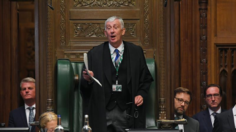 Commons Speaker wants daily Covid-19 testing for MPs