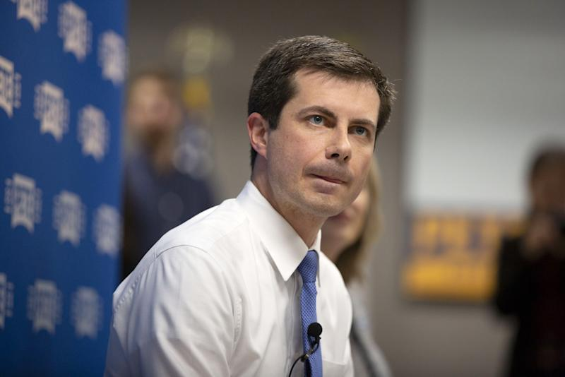 Pete Buttigieg: 'I trust women to draw the line' on abortion