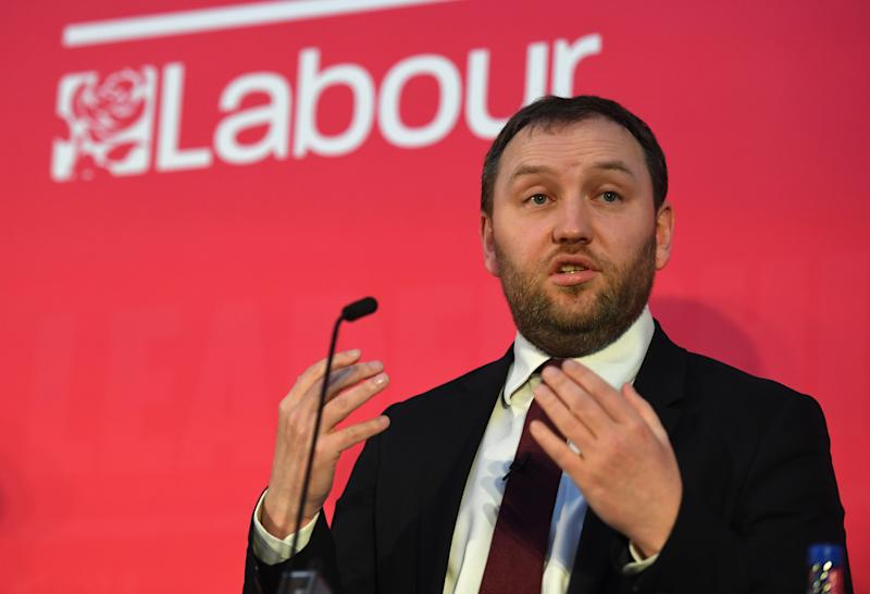 BRISTOL, ENGLAND - FEBRUARY 01: Labour MP, Ian Murray speaks at the party deputy leadership hustings at Ashton Gate Stadium on February 01, 2020 in Bristol, England. Five candidates are vying to become the new Labour deputy leader following the departure of Tom Watson who stood down in November last year. (Photo by Finnbarr Webster/Getty Images)