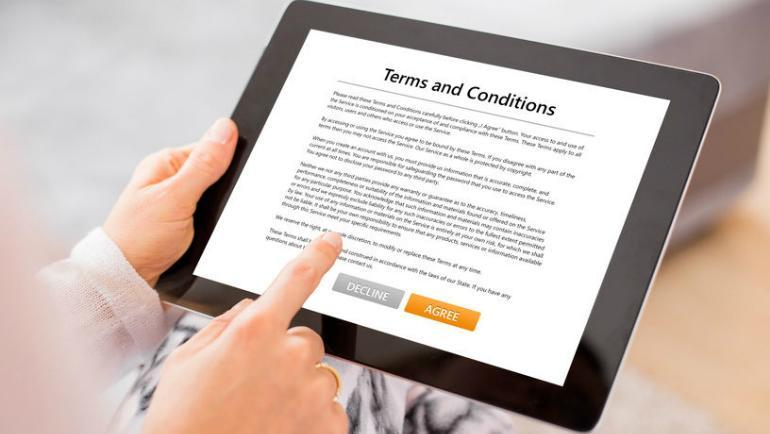 Look Out For These Terms And Conditions In A Tenancy Agreement!