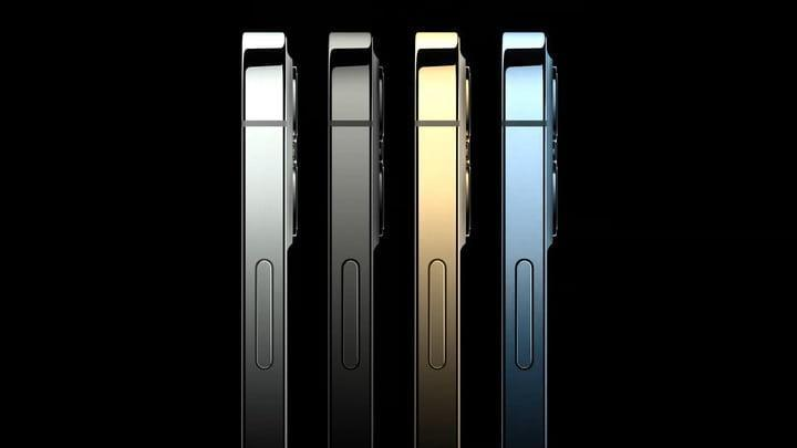 apple iphone 12 news iphone12pro 2 colors