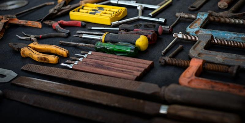 Yes, You Can Remove Years of Rust From Your Older Tools