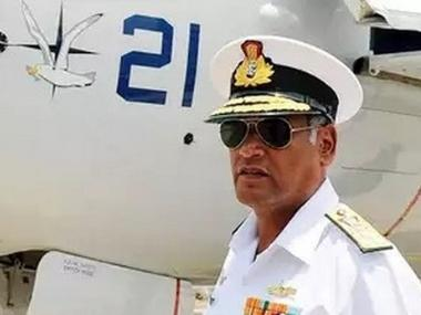 Vice Admiral Bimal Verma files fresh plea in Armed Forces Tribunal over appointment of new Indian Navy chief