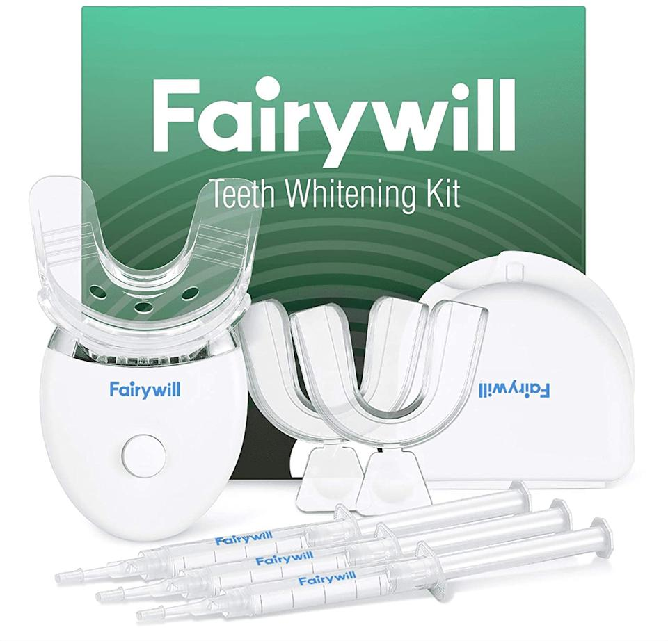Fairywill Teeth Whitening Kit with Led Light - Amazon.
