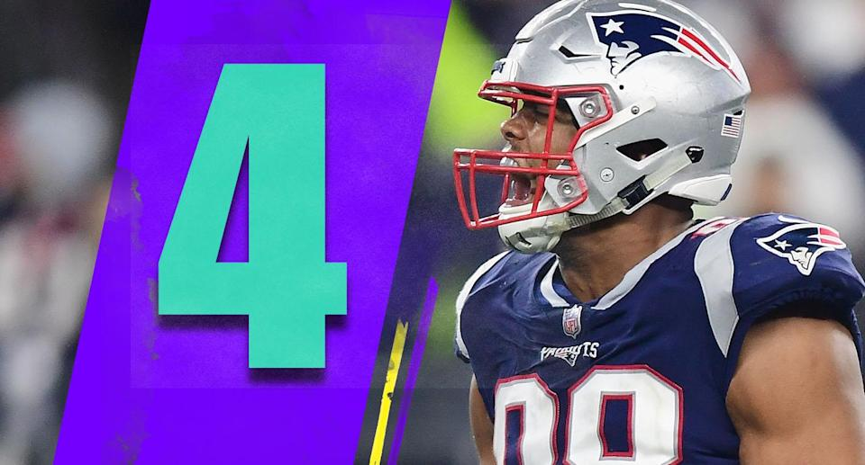 <p>The Patriots have been a different team at home. They're 6-0 at home and 3-3 on the road with three double-digit losses to questionable teams (Jaguars, Lions, Titans). Meanwhile they have four double-digit wins at home and close wins against the Texans and Chiefs, and they're both first-place teams. (Trey Flowers) </p>