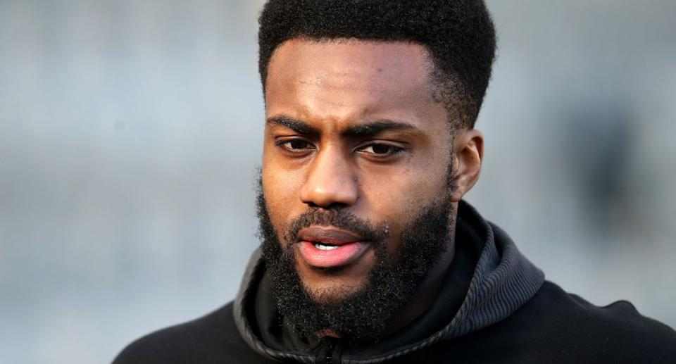 Danny Rose said there have also been incidents when he has travelled by train