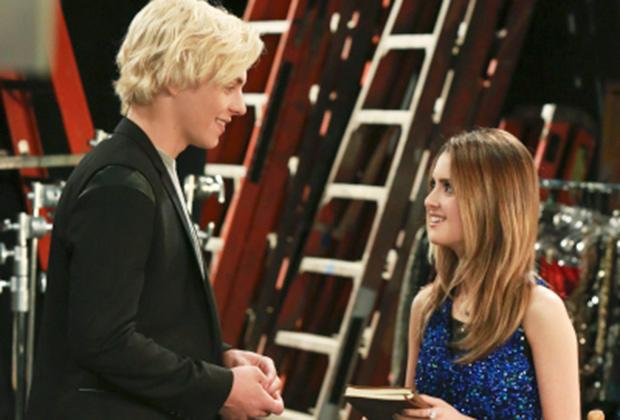 Austin and ally trish and dez dating for real