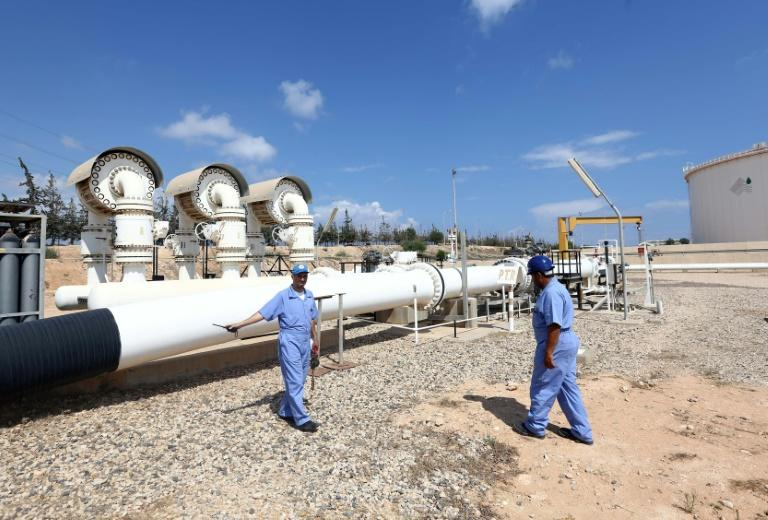 Oil is a vital source of income for Libya