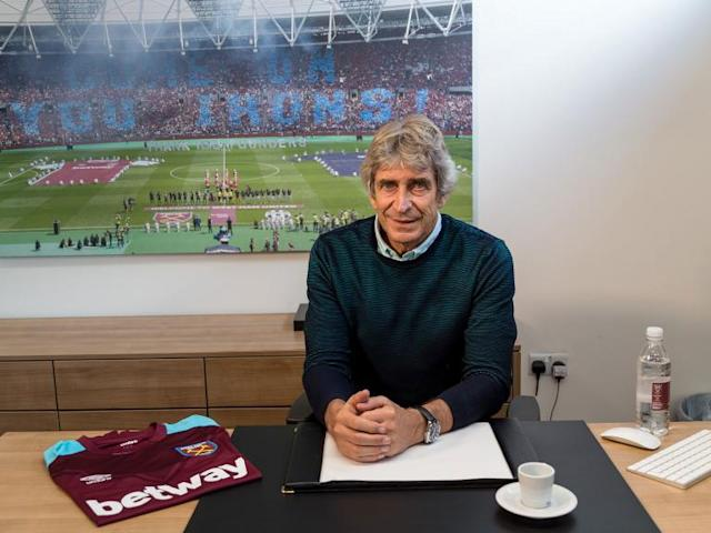 Manuel Pellegrini looking to sign 'four or five players' as West Ham manager