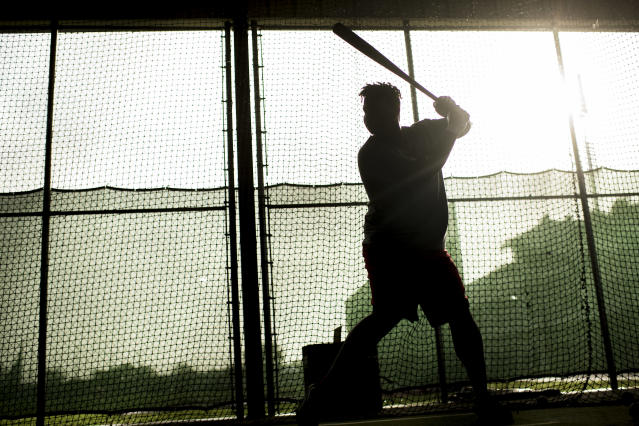 Spring training opens for MLB teams next week, as pitchers and catchers report. (Getty Images)