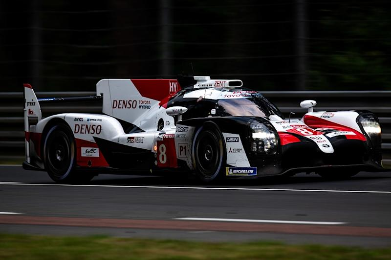 Toyota given additional weight penalty for test
