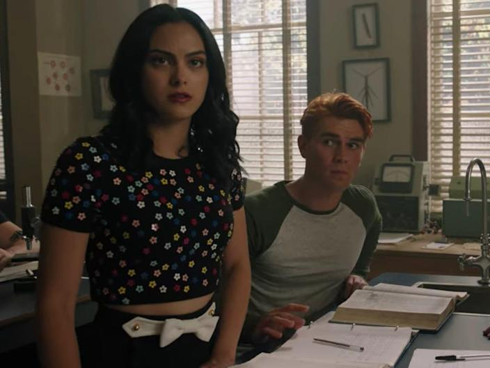 betty and veronica skirts