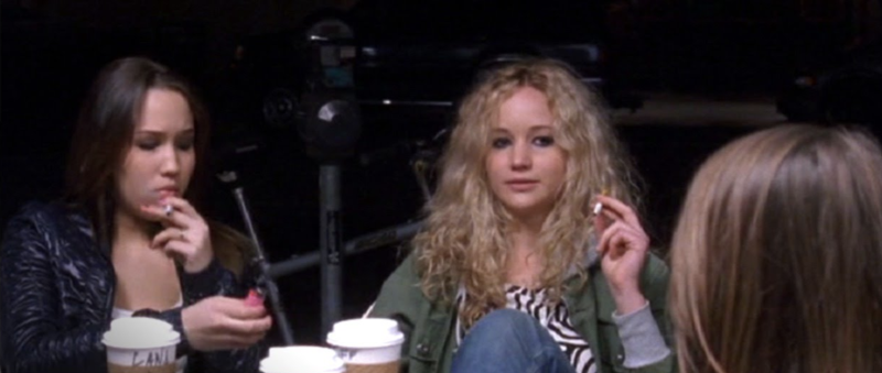 Jennifer Lawrence in Garden Party (credit: Roadside Attractions)