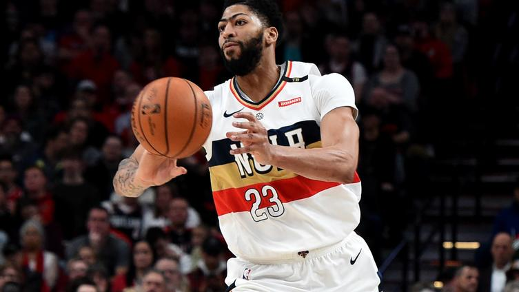 Anthony Davis: Pelicans release statement amid Lakers trade links, tampering demand made