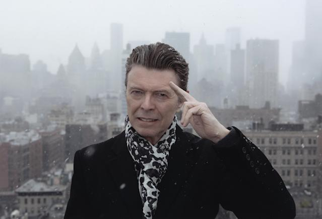 David Bowie (Photo: Jimmy King/courtesy of HBO)