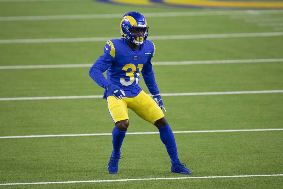 Undrafted Rams CB Darious Williams earns job opposite Ramsey