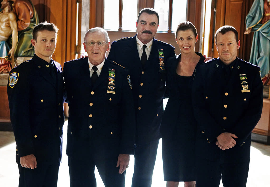 "<b>""Blue Bloods"" (CBS)</b>"