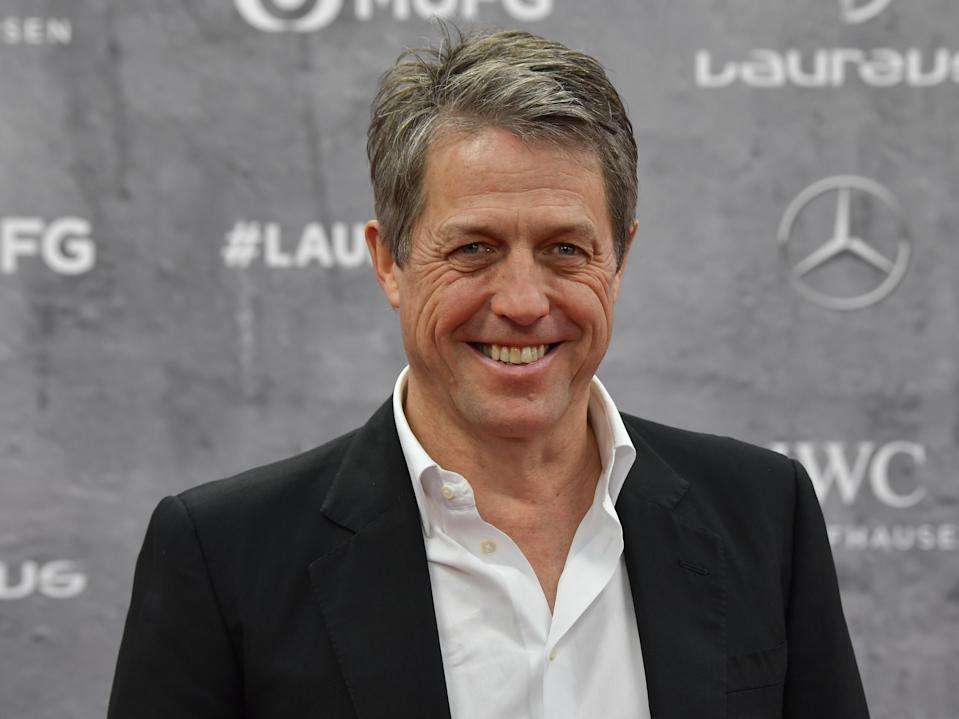 Hugh Grant talks 'The Undoing' and quitting acting after 'Music and Lyrics' (AFP via Getty Images)