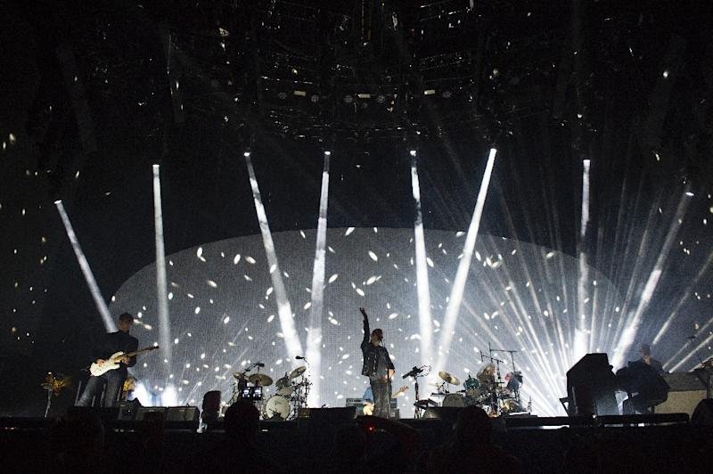 Radiohead's set at Coachella on Friday was marred by sound glitches