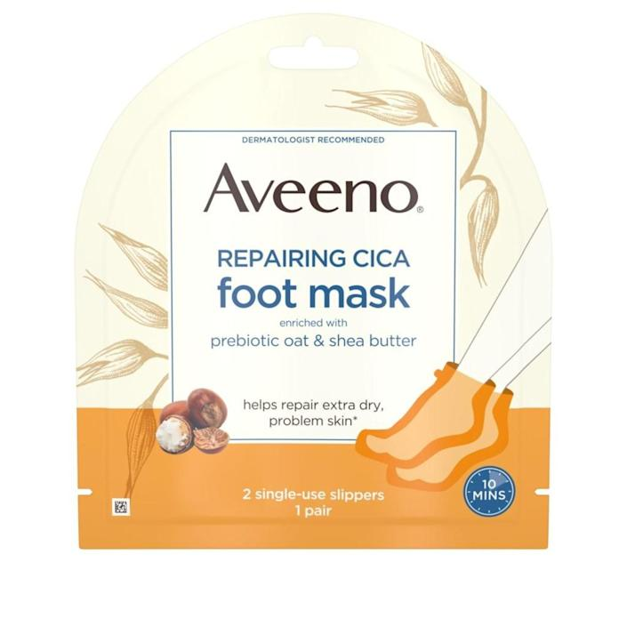 aveeno, best foot peel masks
