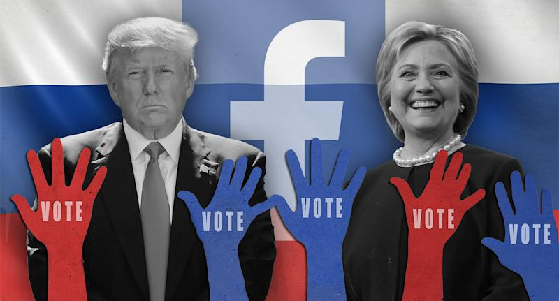 Image result for Did Russia's Facebook Ads Actually Swing the Election?