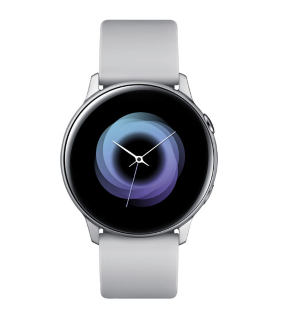 Samsung Galaxy Active 40mm Smartwatch in Grey (Photo via Best Buy)