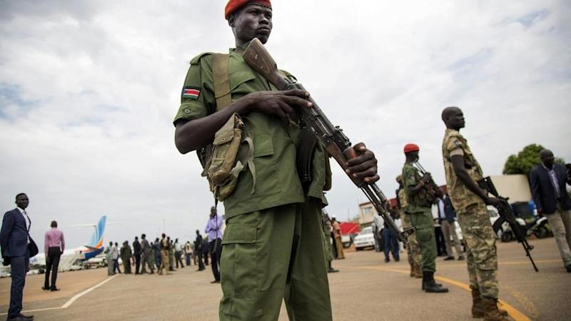 Scores killed in clashes between soldiers and civilians in South Sudan