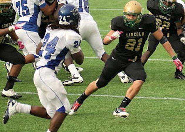 Tallahassee Lincoln linebacker James Hearns — Rivals.com