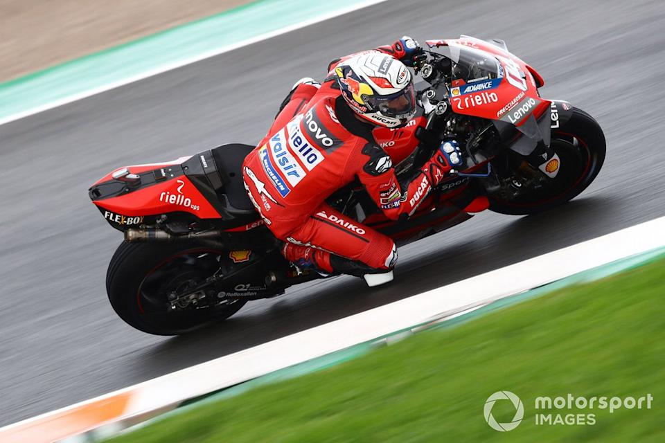 "Andrea Dovizioso, Ducati Team<span class=""copyright"">Gold and Goose / Motorsport Images</span>"