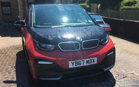BMW i3S Long-term - kyle fortune