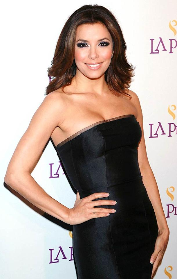"Although the 36-year-old is coming off a tough year marked by her divorce from NBA star Tony Parker, pretty actress and cookbook author Eva Longoria is far from a ""Desperate Housewife""! David Livingston/<a href=""http://www.gettyimages.com/"" target=""new"">GettyImages.com</a> - April 9, 2011"