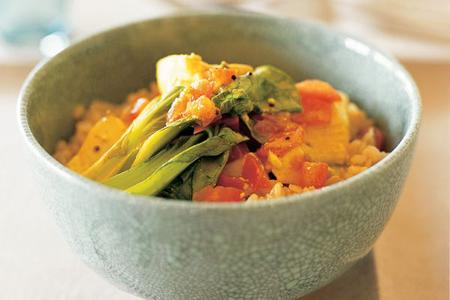 "<p>For a dish that will warm you from the inside out and tickle your tastebuds crazy, try this <a rel=""nofollow"" href=""http://au.lifestyle.yahoo.com/food/recipes/recipe/-/16456882/blue-eyed-cod-curry/"">blue-eyed cod curry</a> made exclusive to us from the <a rel=""nofollow"">Golden Door.</a></p>"