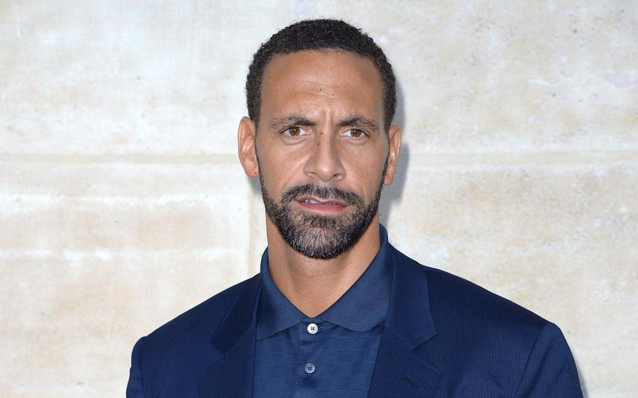 "Rio Ferdinand is to attempt to become a professional boxer, it can be revealed. The former Manchester United and England captain will confirm he is taking up the sport at what is being billed as a ""major news announcement"" on Tuesday afternoon. Ferdinand will try to follow in the footsteps of Conor McGregor, the Ultimate Fighting Championship star who last month lost to Floyd Mayweather on his boxing debut. He will also seek to emulate Curtis Woodhouse, the former Sheffield United striker who went on to become British light-welterweight champion. This year has seen BBC and BT Sport pundit Ferdinand, 38, post footage of himself in boxing training on his Instagram page. In a video uploaded in January, he can be seen doing pad work with former rugby union centre Mel Deane while calling out British boxing stars Anthony Joshua, David Haye and Tony Bellew. @anthony_joshua dug deep & showed it's great having talent but when all said & done grit & determination in the trenches is what gets you through real testing times. Salute the champ! #klitschko showed real class in defeat too...something I wish I could of had a bit more of if I'm really honest! A post shared by Rio Ferdinand (@rioferdy5) on Apr 30, 2017 at 1:06am PDT Between each flurry of punches, he yells: ""Tony Bellew? I'm here. I'm waiting. I'm ready, pal. Are you ready? ""David Haye, you want some? I'm here, mate. I'm here. Working. ""AJ, we had a holiday together, mate, Dubai. I'll take you out. I will cut you down. I'll take you out, AJ! Come on son! You want some!"" In a post alongside a similar video in June, Ferdinand goaded former world heavyweight champion Tyson Fury, saying: ""Boxing Fridays... left right left right... boom! Don't beat round the bush... When ya get ur licence back Tyson Fury?!!"" Boxing session this morning with @meldeane12 ... heavyweight division up for grabs... @tonybellew @mrdavidhaye @anthony_joshua Lets Av It... you want some �������� A post shared by Rio Ferdinand (@rioferdy5) on Jan 11, 2017 at 3:07am PST Ferdinand, who will need a licence himself in order to box professionally, also revealed this summer how keeping himself in shape had helped clear his mind after the death of his wife. Breast cancer claimed the life of Rebecca Ellison two years ago, the same year Ferdinand retired from football. Discussing how his post-retirement fitness regime helped him cope with bereavement, he told Men's Health that it ""enabled me to free my mind"". He said his gym work replicated the ""release time"" football had provided him until he left the game, adding that ""until you start working out regularly, you don't understand it. You don't understand that sometimes that hour, or even that brief 20 minutes you snatch as and when, can be the most chilled out hour or 20 minutes of your day"". ""Without the gym,"" Ferdinand said, ""I don't know where I would've had that release time – that time just to think about nothing, or to think about something other than what was going on in my life."" Ferdinand spoke of the beneficial effect that working out had on his mental health. He said: ""I'm simply happier when I'm in the gym and working out, and I think everything else flows better when I'm doing that. It invigorates me and calms me at the same time."" Andrew Flintoff went into the ring in 2012 for a four-round bout in Manchester Credit: ANDREW YATES/AFP/Getty Images In March, Ferdinand made a BBC documentary that charted his life as a widower. In 'Rio Ferdinand: Being Mum and Dad', the former West Ham United and Leeds United defender allowed cameras into his grieving after a year of silence. In the programme, he discussed the difficulty of taking sole care of his children, Lorenz, Tate and Tia, and talked about men's reluctance to speak about grief. ""There's this machismo that comes out,"" he told Men's Health. ""Feelings and emotions are not seen as something that's macho enough to talk about. There's a taboo there and that was a part of the documentary that we wanted to explore and break down a bit. Men need to learn how to speak and to open themselves up. It's okay to feel vulnerable at times."" Other sports stars to try their hand at boxing include Andrew Flintoff, who beat American Richard Dawson in a four-round heavyweight contest in 2012. Outside the ring, former Olympic cycling queen Victoria Pendleton took up horse racing in 2015 with the aim of riding at Cheltenham Festival the following year. She went on to finish an impressive fifth in the 2016 Foxhunter Chase."