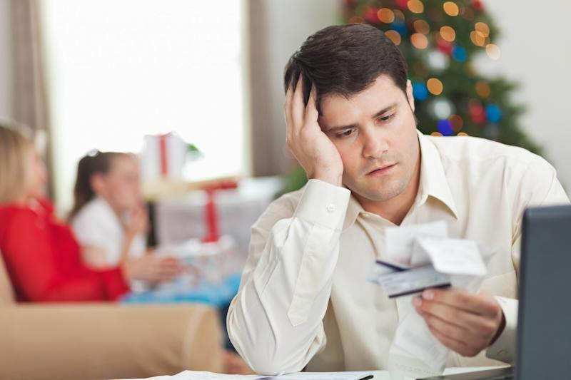 <i>[The holidays are over, and the bills are starting to roll in. How do you deal with all that added financial stress?]</i>
